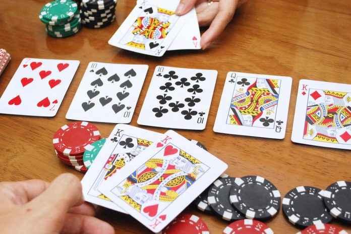 main Poker Texas Hold'em
